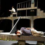 第20回記念公演「ノドの楽園」の舞台写真をアップしました