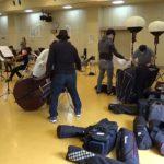 【塩日記】初の劇場配信公演!「2メートル」に向けてのベートーヴェン第九の収録!